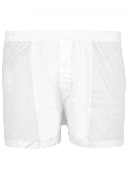 Sporty Mercerised Cotton Boxer Shorts Hanro Perfect pJzr8wP
