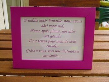 Petit mots pour le marriage homosexual marriage