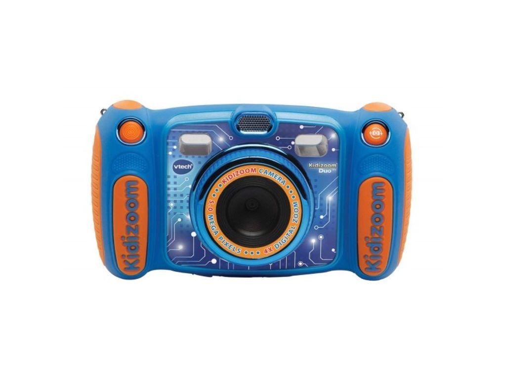 Vtech Kidizoom Duo 5 0 Camera Blue Kids Camera Vtech Best Camera