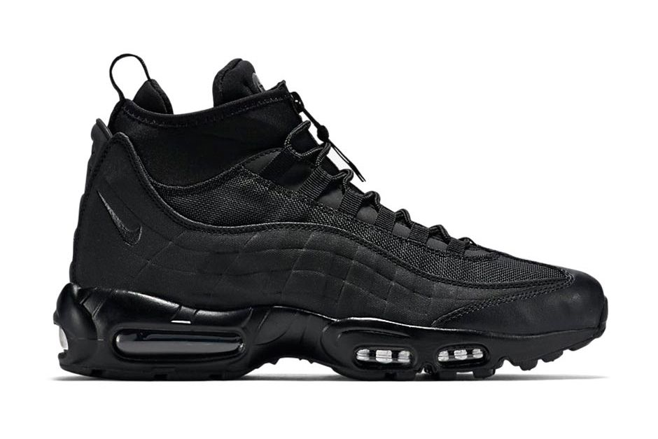 new concept ee5c7 eb51b A First Look at the Nike Air Max 95 Sneakerboot Chaussures Homme, Mode Homme ,