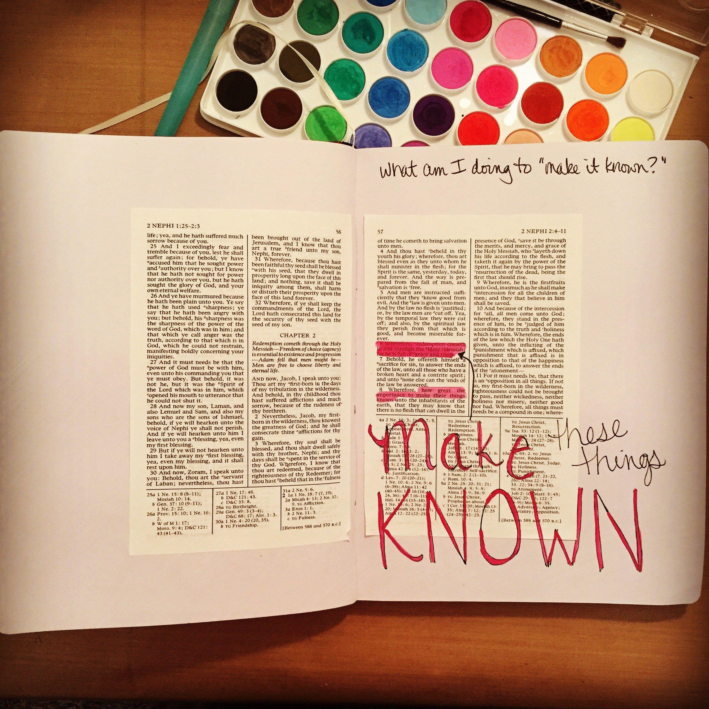 2 Nephi – Illustrated Faith : Book of Mormon