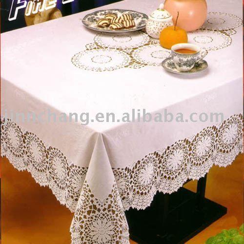 مفارش مربعه كوكتيل قماش مع كروشيه متجدد امال رفقي صفحة 3 Toalha De Mesa Croche Toalha De Mesa Toalhas Bordadas