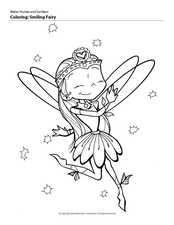 Smily Fairy