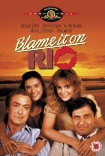 Blame It On Rio 1984 Omg Michael Caine Was So Funny In This