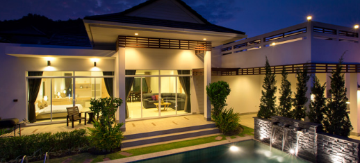 Sivana Villas are prestine homes in Hua Hin, close to the beach and to the worlds best golf courses. http://www.sivanavillas.com/