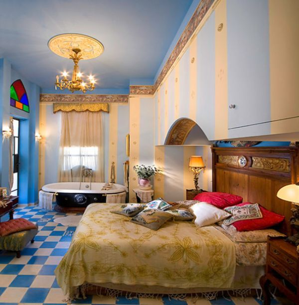 Middle Eastern Bedroom