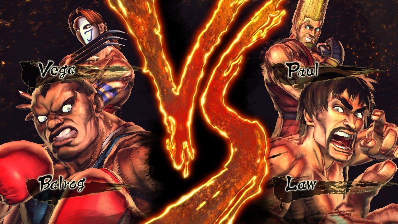 #streetfightertekken #cage46 Mistura de personagens das duas franquias