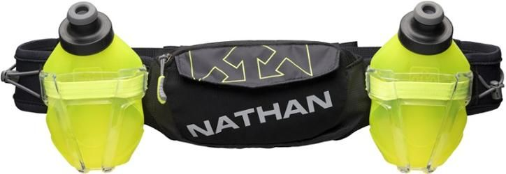 Nathan Trail Mix Plus 2 Waistpack – 20 fl. oz. Black