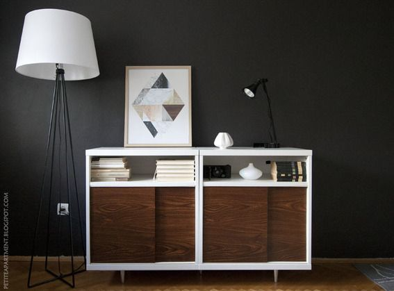 Credenza Desk Ikea : The 100 best ikea hacks of all time hack besta and