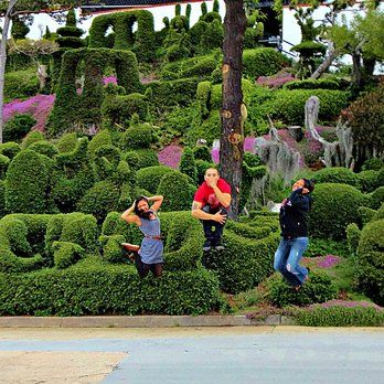 harpers topiary Garten San Diego