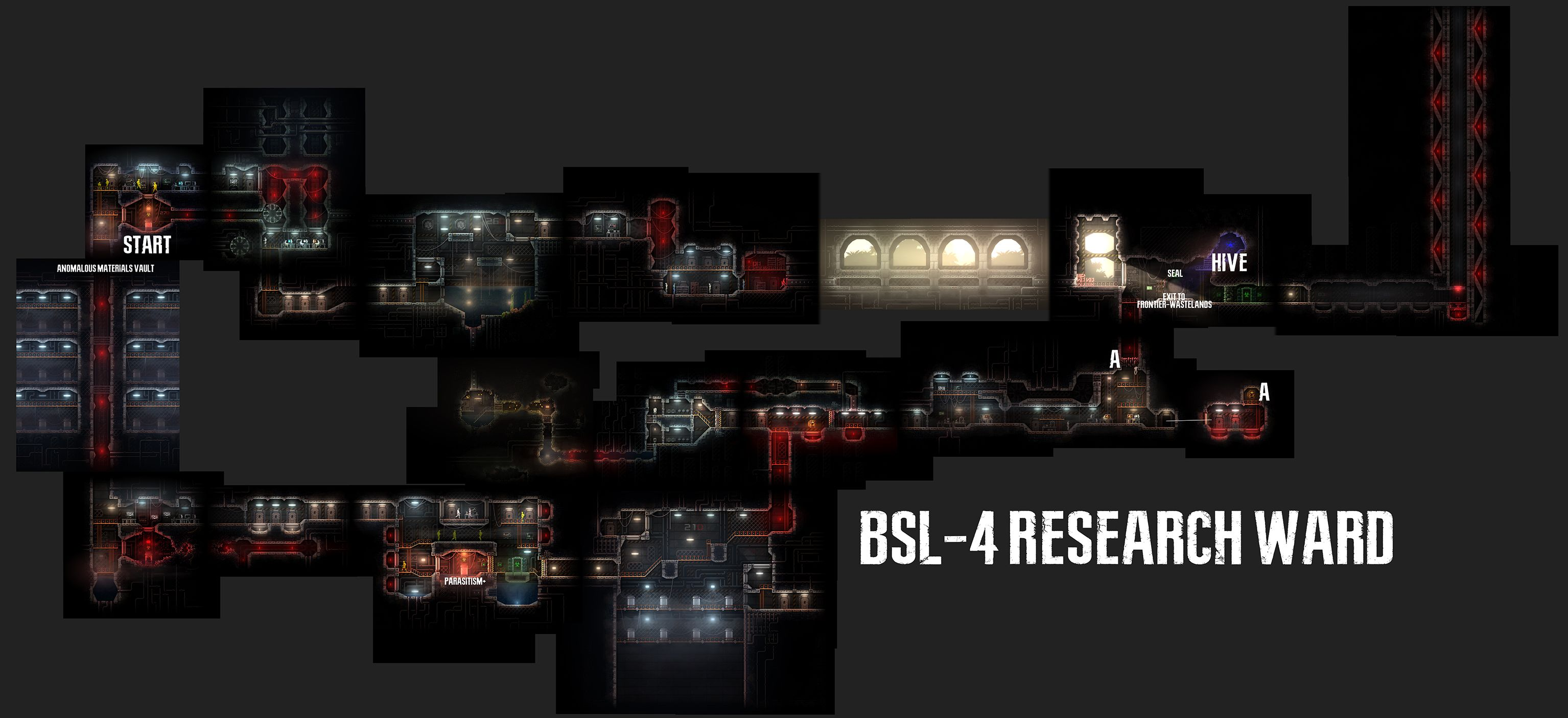 BSL 4 Research Ward