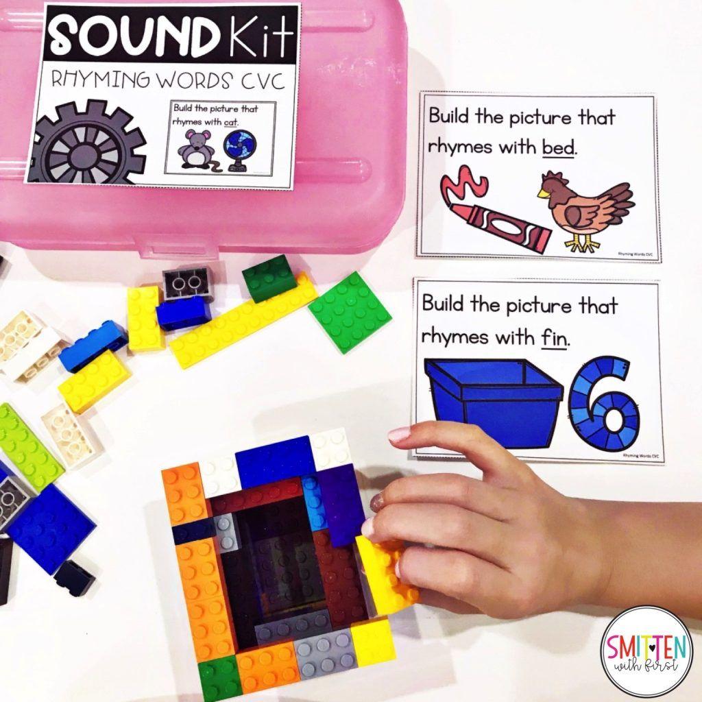 Phonics Stem Sound Kits