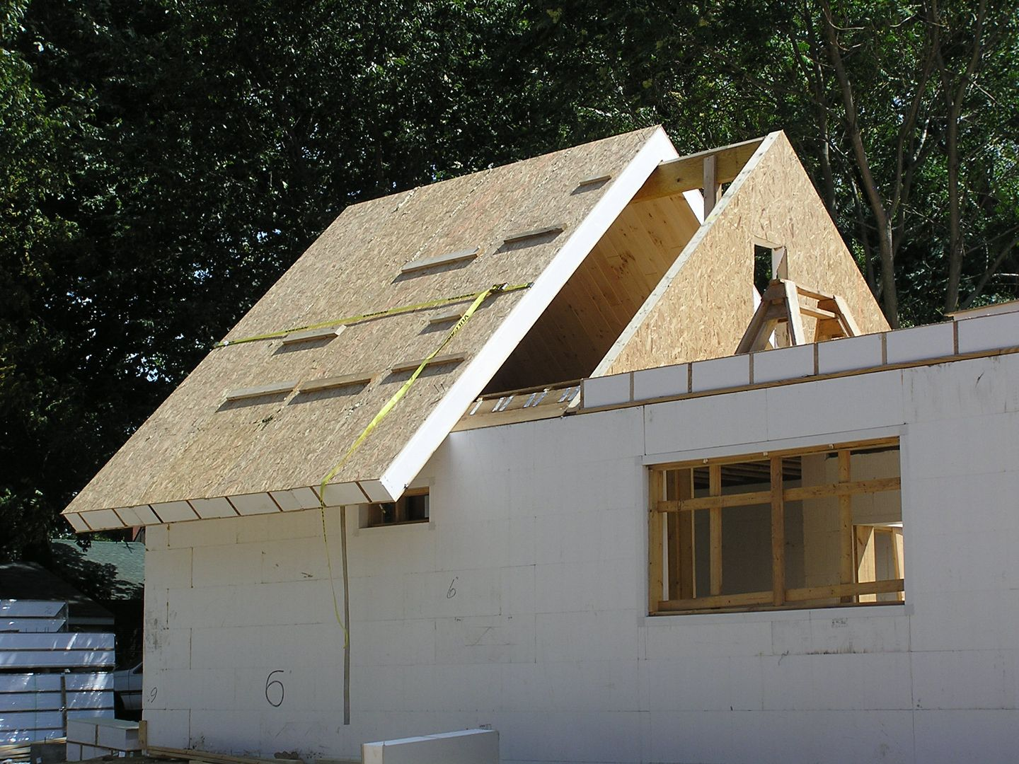Eagle Panel Systems Inc Sip Manufacture Custom Designed Panels Sip Manufacturers Of Integroove A Passive House Design Sip House Structural Insulated Panels
