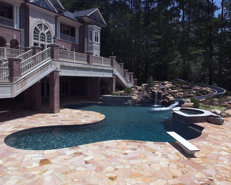 Artistic Pools, Inc. is Atlanta and Chattanooga natural design ...
