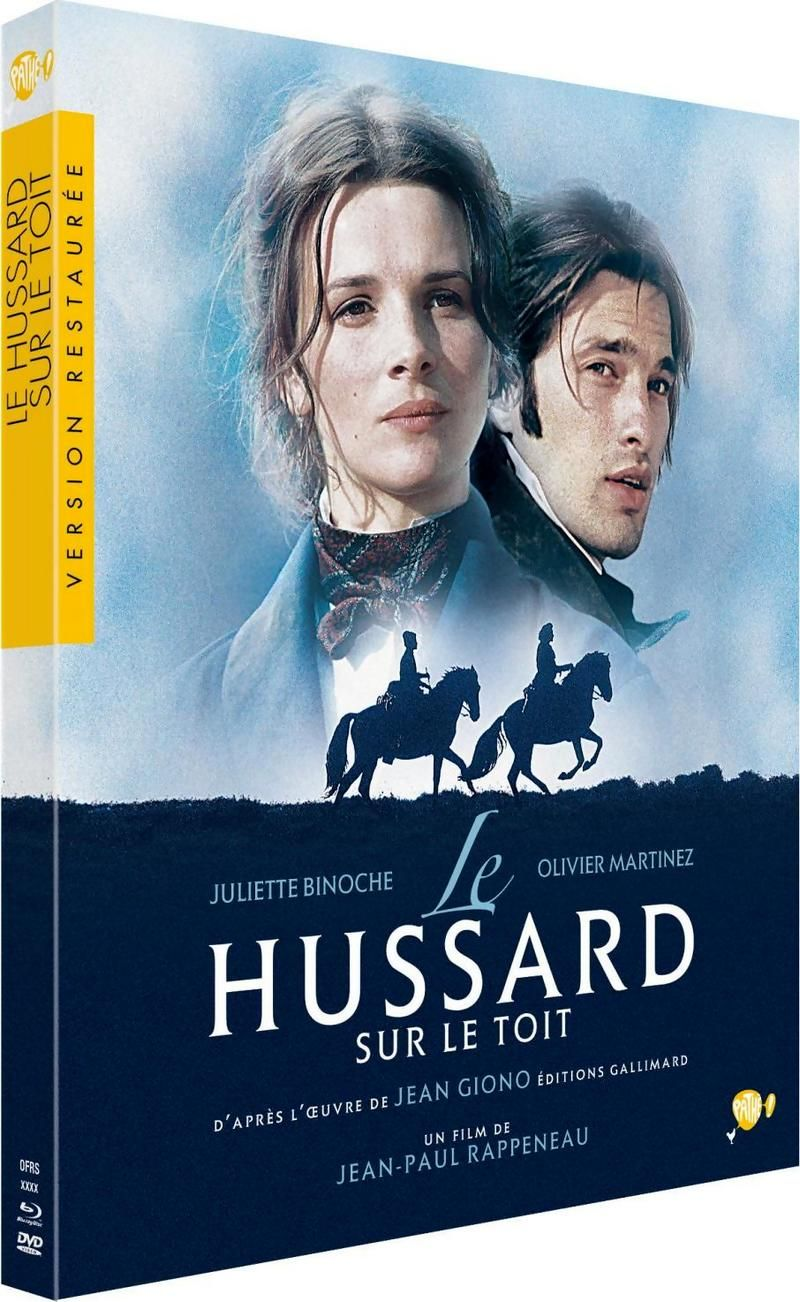First Look At 4k Restoration Of The Horseman On The Roof Blu Blu Ray Horseman