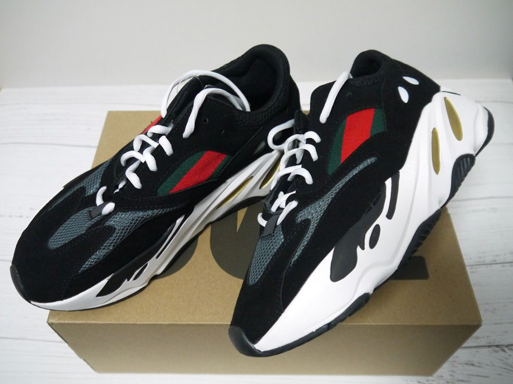 76bc67cb0cd Rare Adidas Yeezy Boost 700 Wave Runner Black Green Red 2018 Men s Size 8.5   fashion  clothing  shoes  accessories  mensshoes  athleticshoes (ebay link)