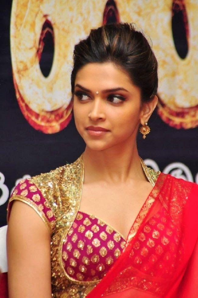 Deepika Padukone Photos | Saree hairstyles, Deepika ...