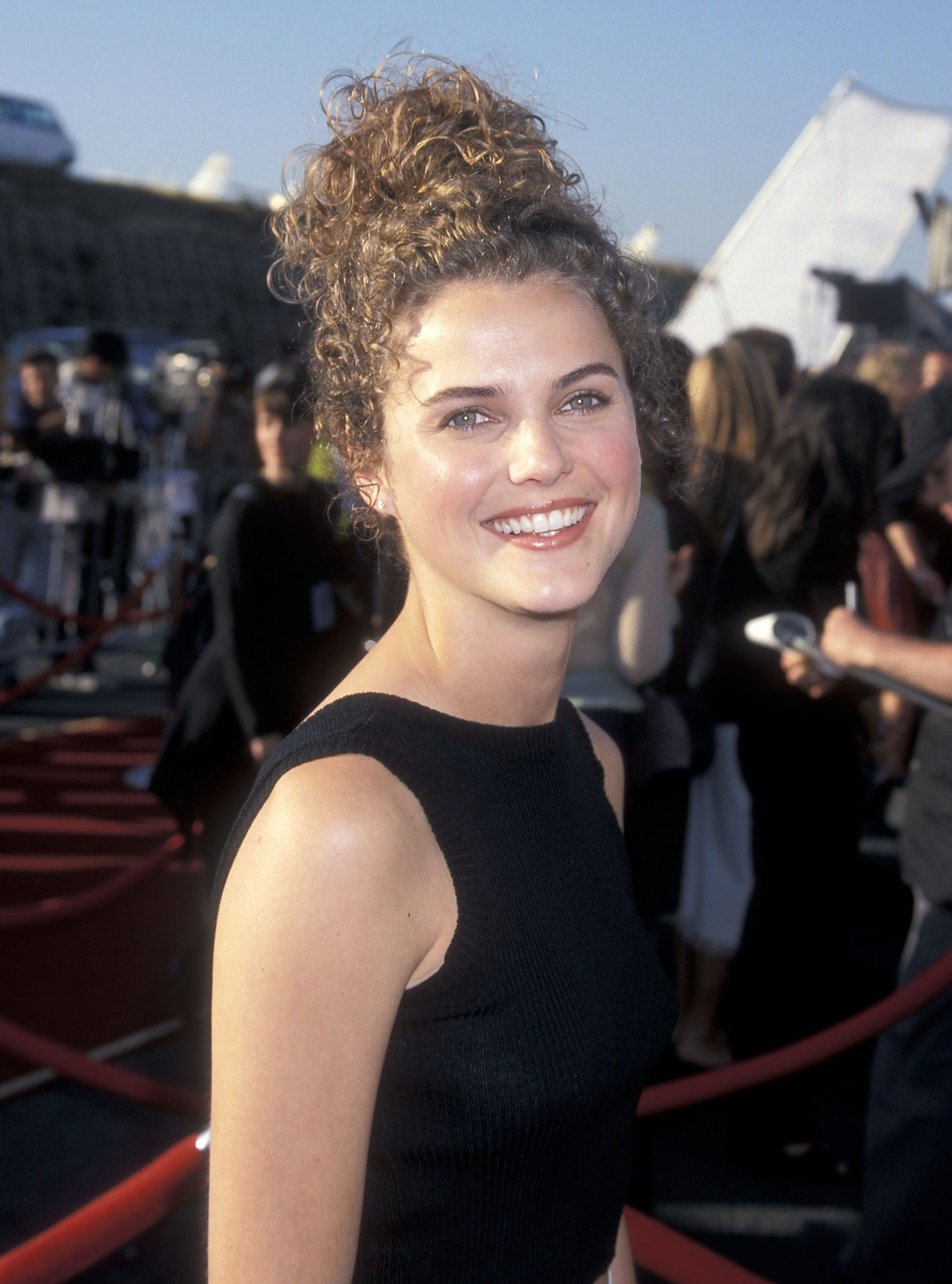 Keri Russell's Ever-Changing Hairstyles Through the Years