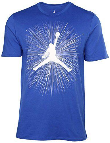 9270d71a095 Pin by Jacob whiteworth on Men's fashion   Men, Blue jordan shirt, Boys t  shirts