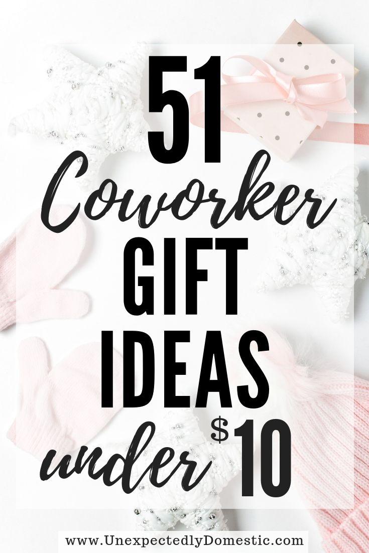 51 Cheap Gift Ideas Under $10 | Christmas Gift Ideas | Pinterest ...