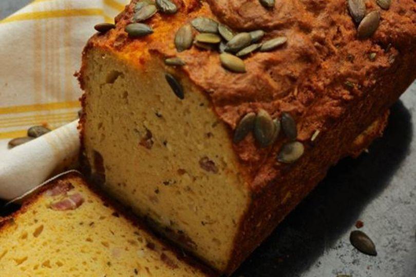 Il cake salato con zucca, patate, pancetta sar ottimo anche il giorno successivo... - #anche #giorno #ottimo #pancetta #patate #salato #zucca - #CakePretty #magariungiorno