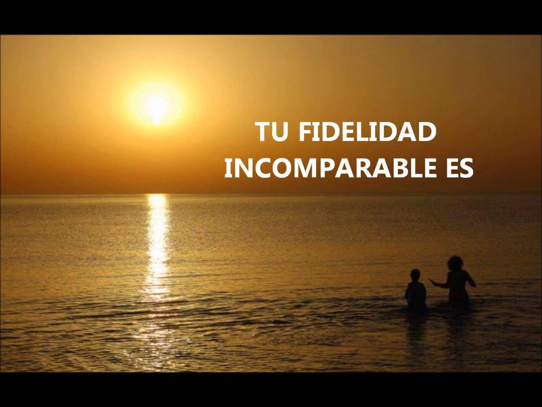 TU FIDELIDAD MARCOS WITT | Música cristiana Cristo mi Sanador ...
