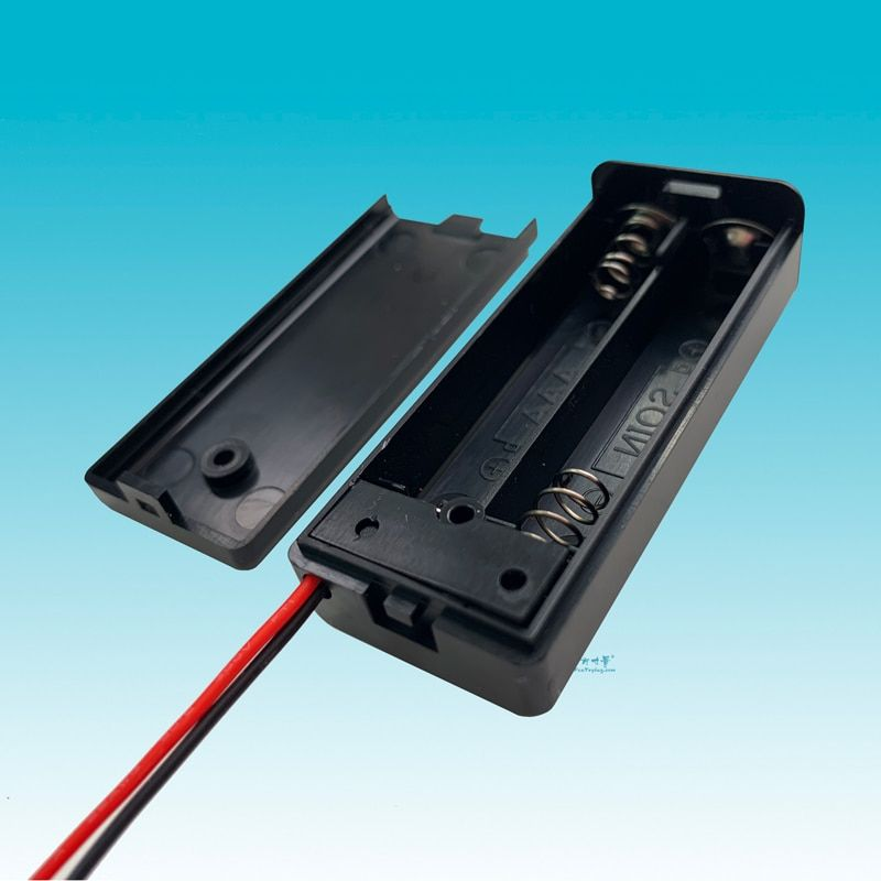 Aaa Battery Holder With Switch Battery Holder This Or That Questions Aaa Batteries