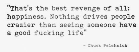 chuck palahniuk quote | Tumblr