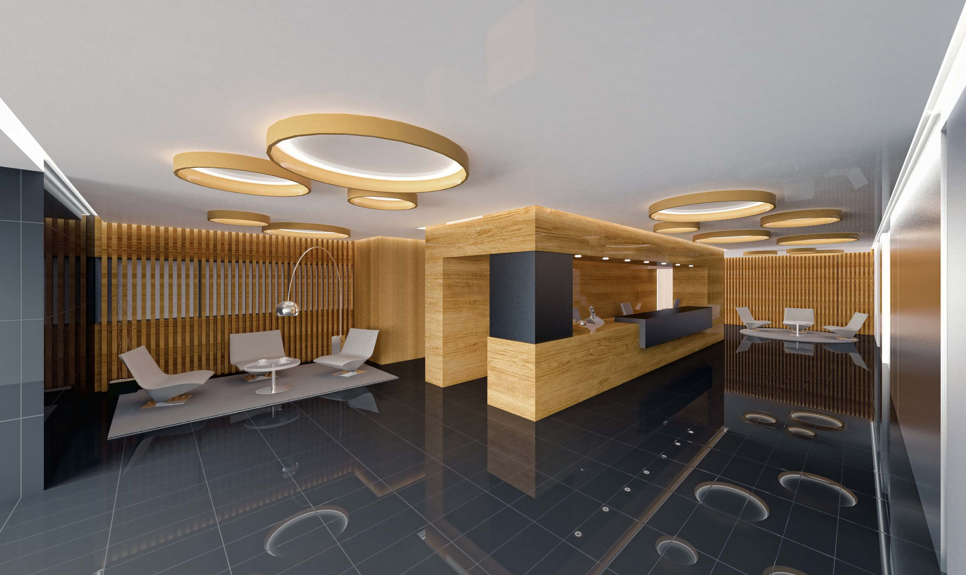Vest bulo del nuevo hotel de laboratorio de arquitectura for Arquitectura de hoteles