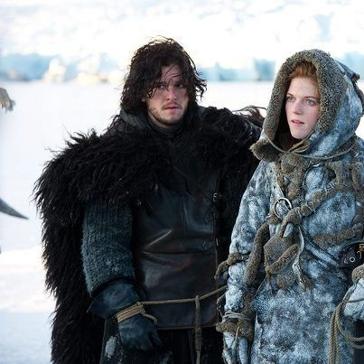 'Game of Thrones' Season 2 Finale. So many great scenes in the season finale, Daenarys rescues her dragons, Brienne kills three Northern bannermen who murdered three women, Tyrion is no longer the hand of the King, Robb Stark marries Talisa, Sansa is no longer engaged to Joffrey, and many more. Watch recap video.