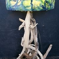 Driftwood Branch Table Lamp, Base 53cm high, Drift Wood Table Lamp BASE ONLY