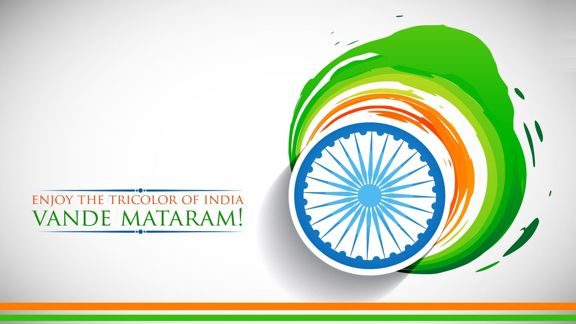 Independence day HD Wallpaper Download with vande mataram