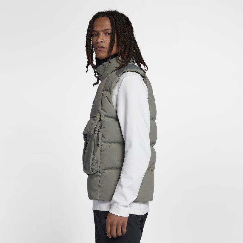 Nike Sportswear Tech Pack Down Fill Men's Gilet Grey
