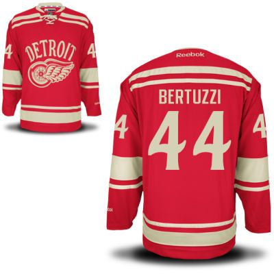 27ac18591ae Detroit Red Wings 44 Todd Bertuzzi 2014 Winter Classic Jersey - Red  [Detroit Red Wings Hockey Jerseys 084] - $50.95 : Cheap Hockey Jerseys