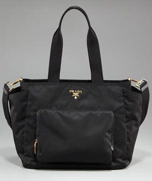 Designer Diaper Bags Prada Baby Bag