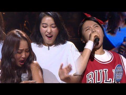 SISTAR's fans singing 'Give It To Me' make SISTAR chills! 《Fantastic Duo》판타스틱 듀오 EP14 - YouTube