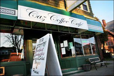 Google Image Result For Http Www Buffalorising Com Assets C 2009 06 Cazcafe T Cozy Cafe Buffalo New York Favorite Places