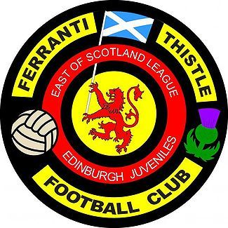 39e469aaa Ferranti Thistle FC (Livingston FC). Find this Pin and more on soccer badges  patches ...