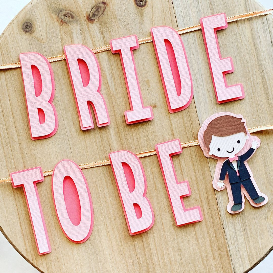 Bride To Be #bridemaidshair