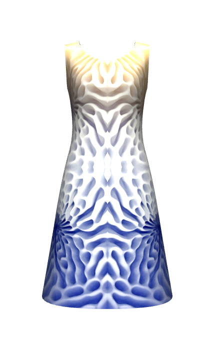 Create & share original clothing designs with our 3D design app and your photos & graphics.