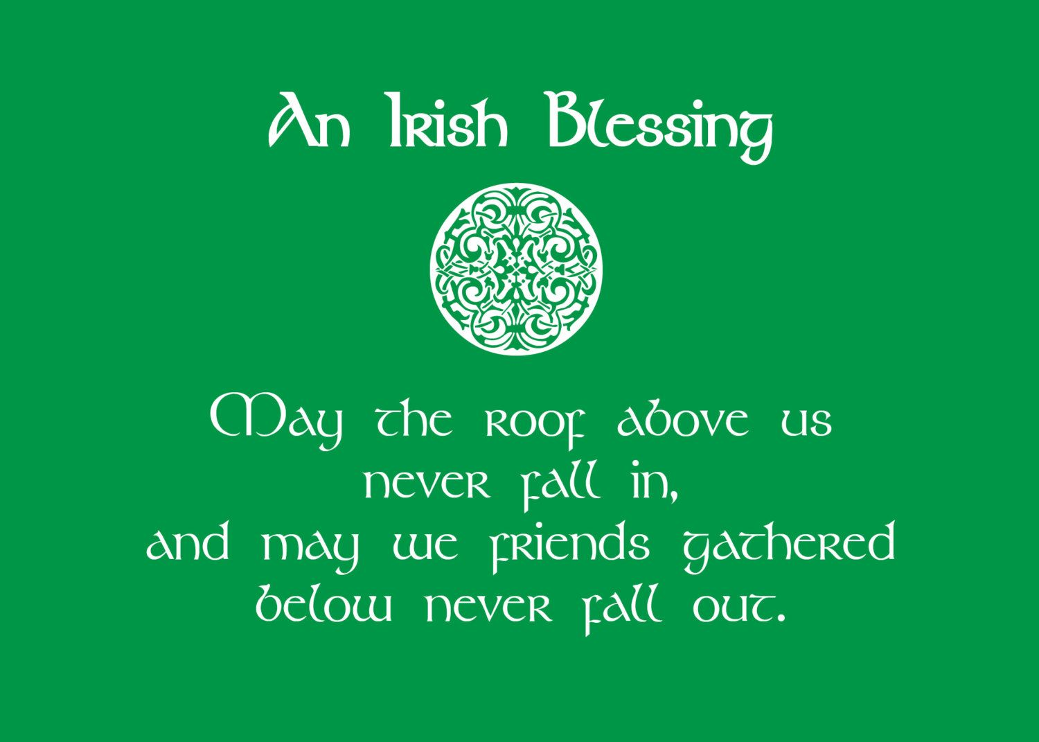irish essay sayings Sayings and expressions: if you're enough lucky to be irish a family of irish birth will argue and fight, but let a shout come from without and see them all unite.