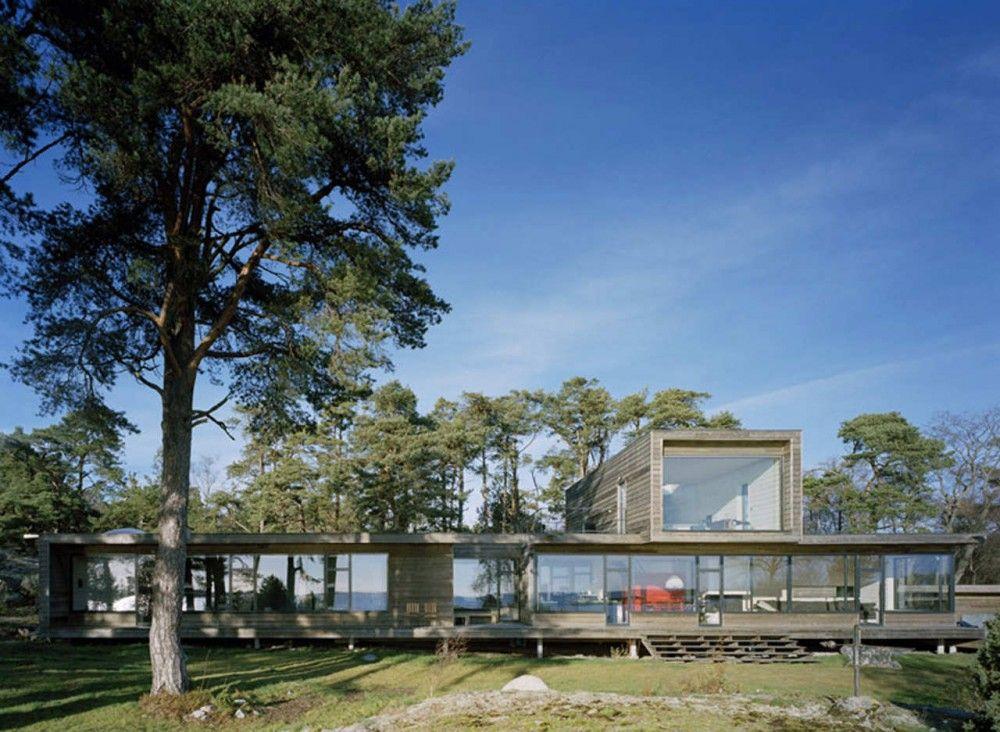 Villa Plus | Stockholm, Sweden | Waldemarson Berglund Arkitekter | Photo by Åke E:son Lindman