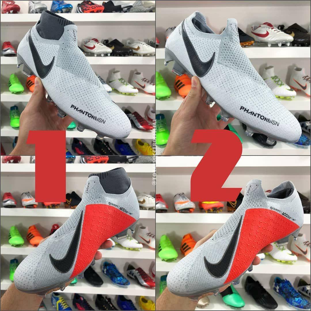 competitive price cbe1e 080c7 Así se ven las Nuevas Nike Phantom VSN (1) y así se verían sin