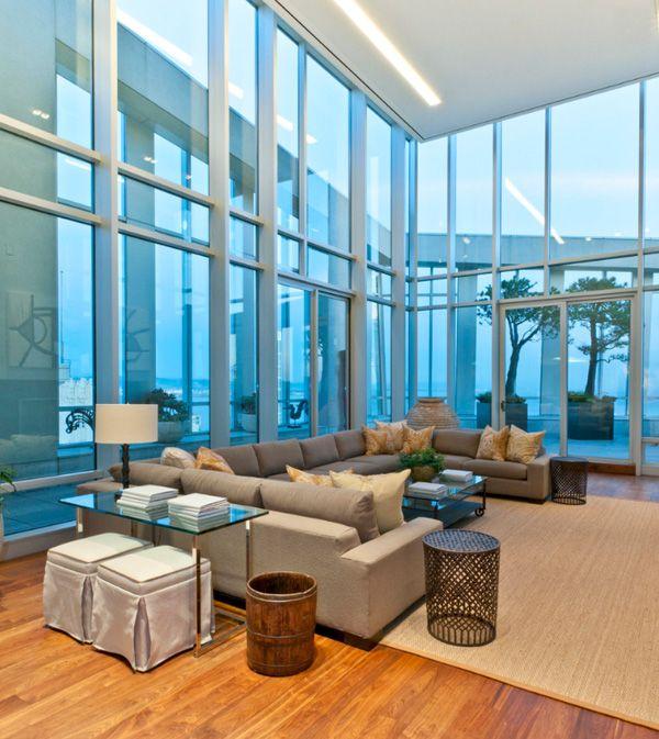 sumptuous st regis penthouse in san francisco 2. Black Bedroom Furniture Sets. Home Design Ideas