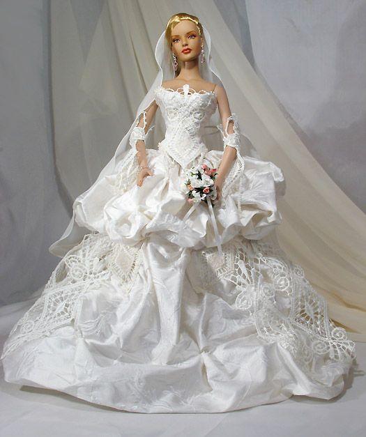 Bride doll: