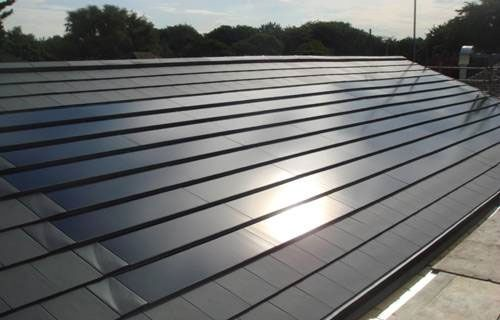 Solar Roof Tiles Brac Group Solar Power Photovoltaic Roof Tiles And Panels