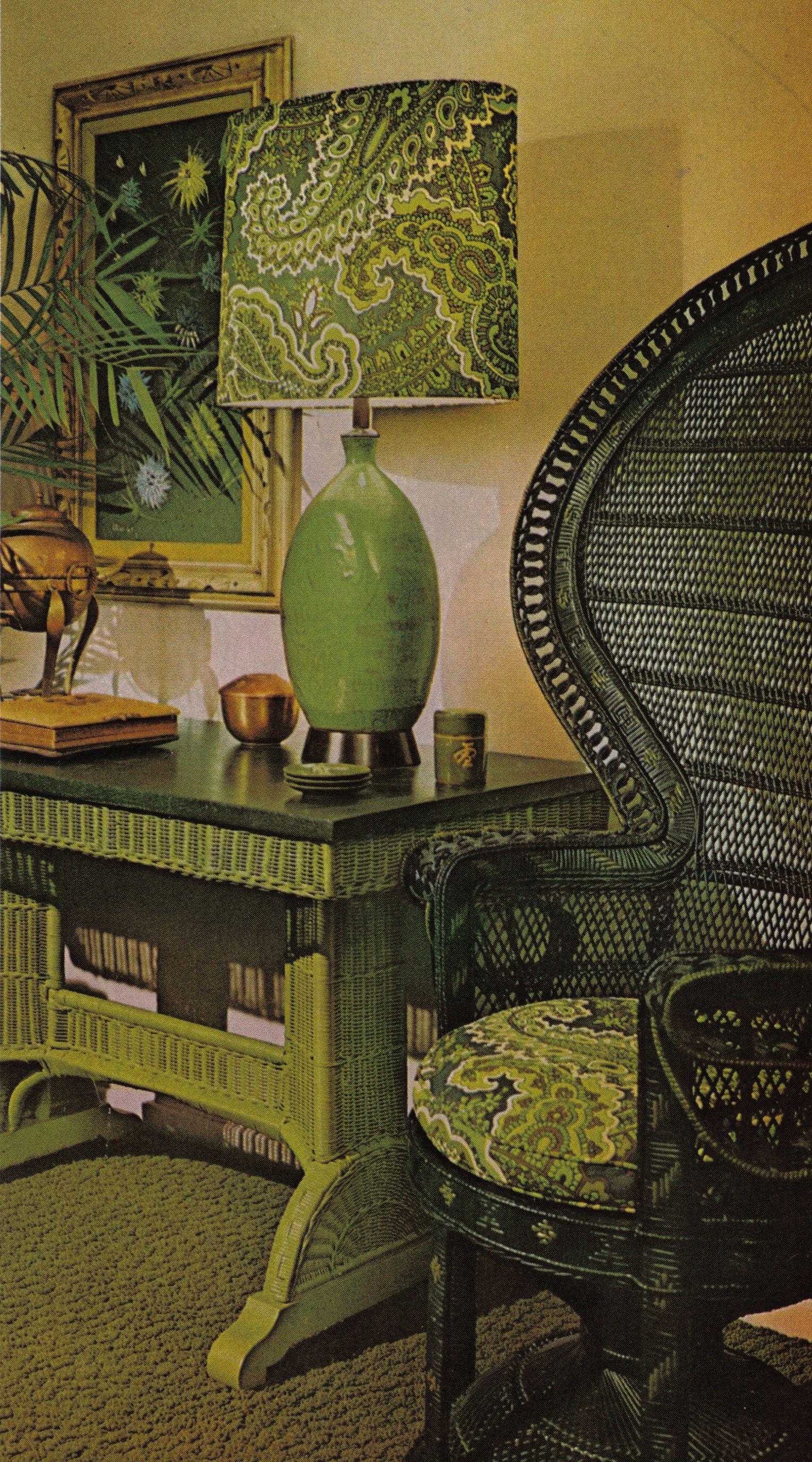 Decorating Ideas Under 100 1971 Vintage Decor Decor 70s
