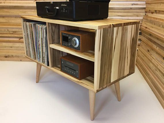 Lovely Turntable Tv Stand