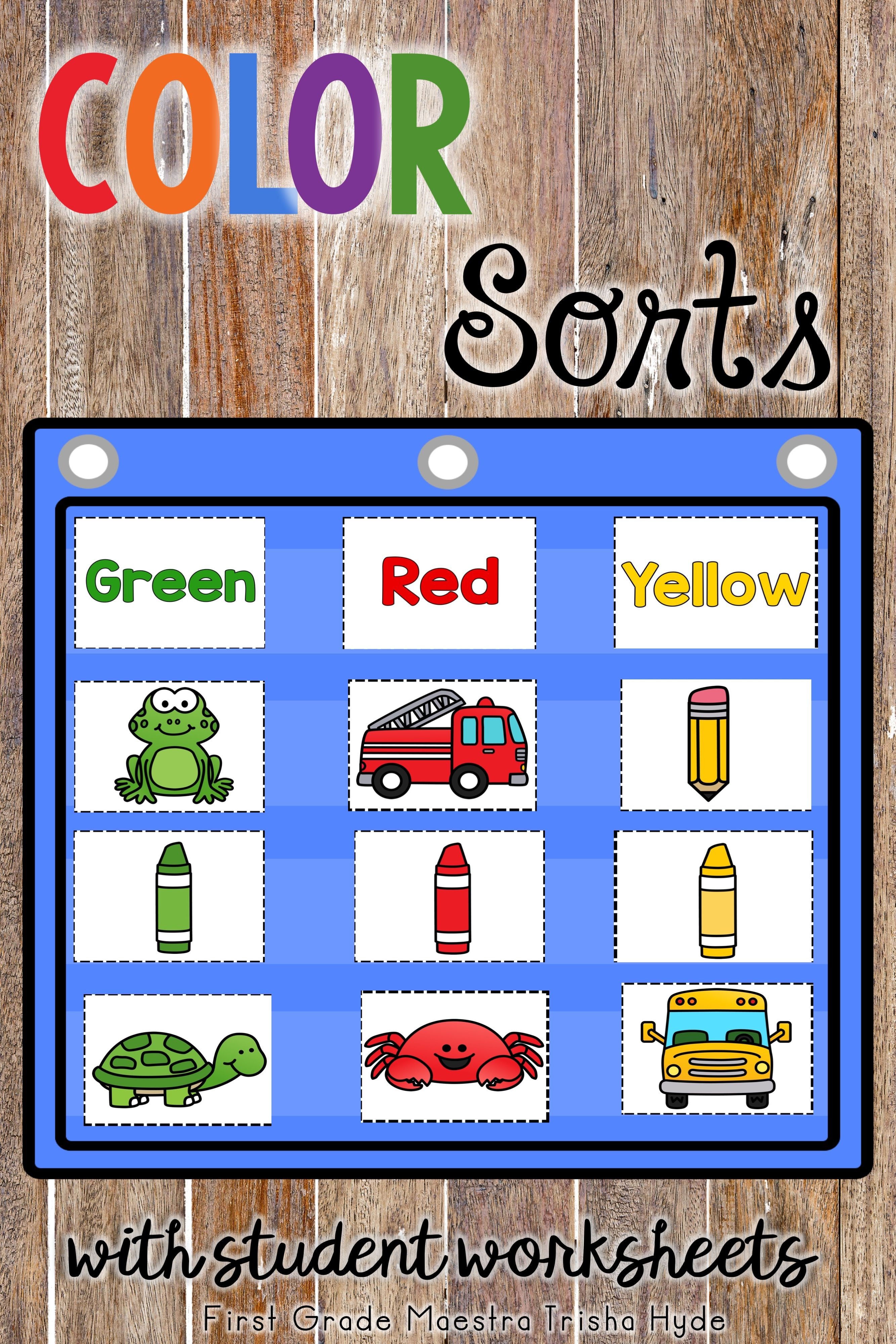 Learning Colors Can Be Fun For Your Student With These Bright And Colorful Sorts Students Wil Color Sorting Activities Color Sorting Beginning Of Kindergarten [ 4000 x 2667 Pixel ]