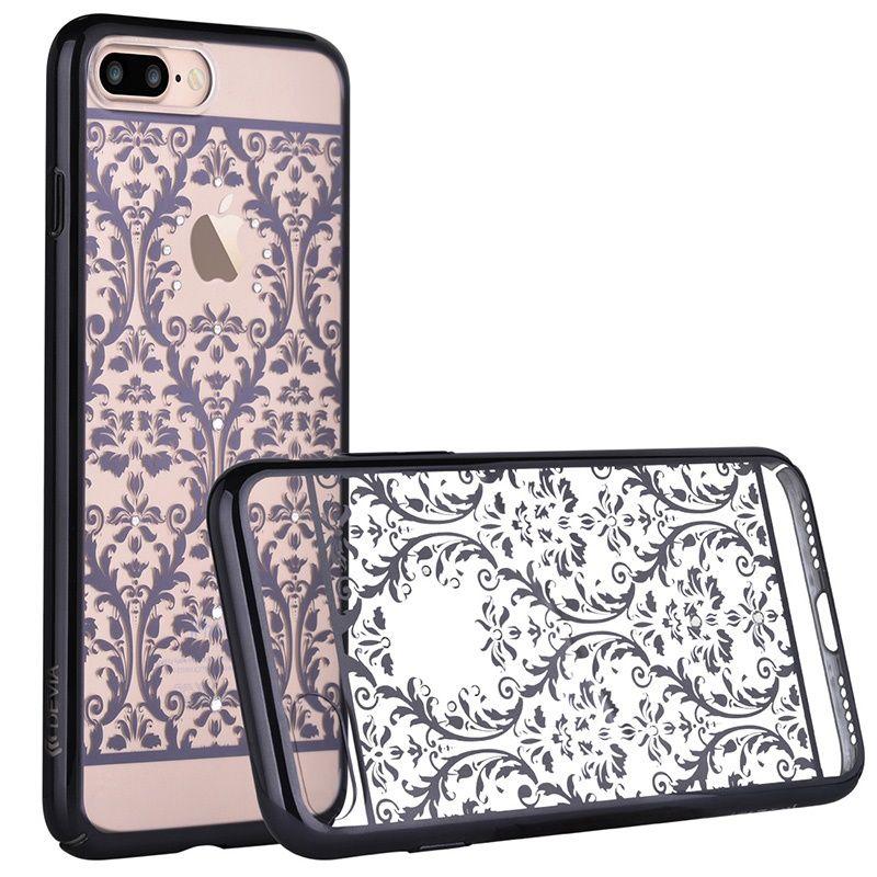 Devia for iphone7 plus cases authorized swarovski crystal